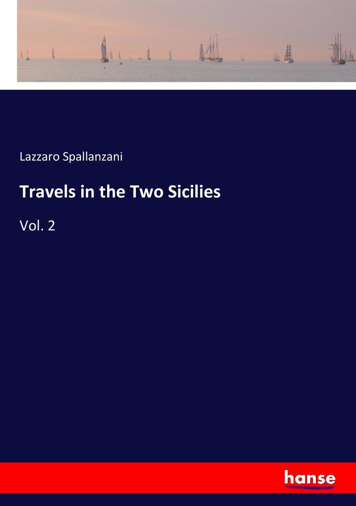 Travels in the Two Sicilies als Buch (kartoniert)