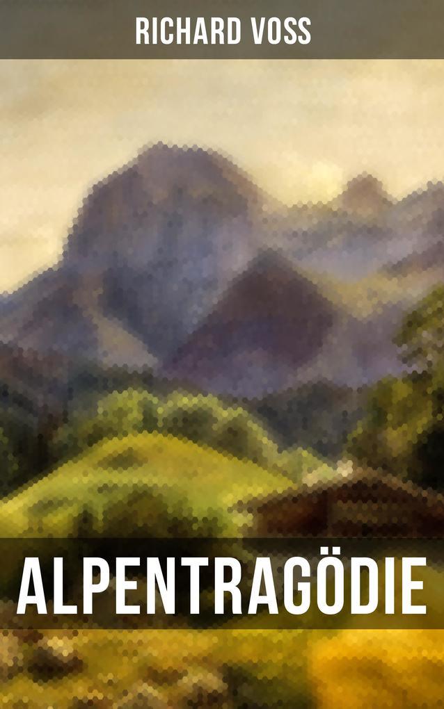 Alpentragödie als eBook epub