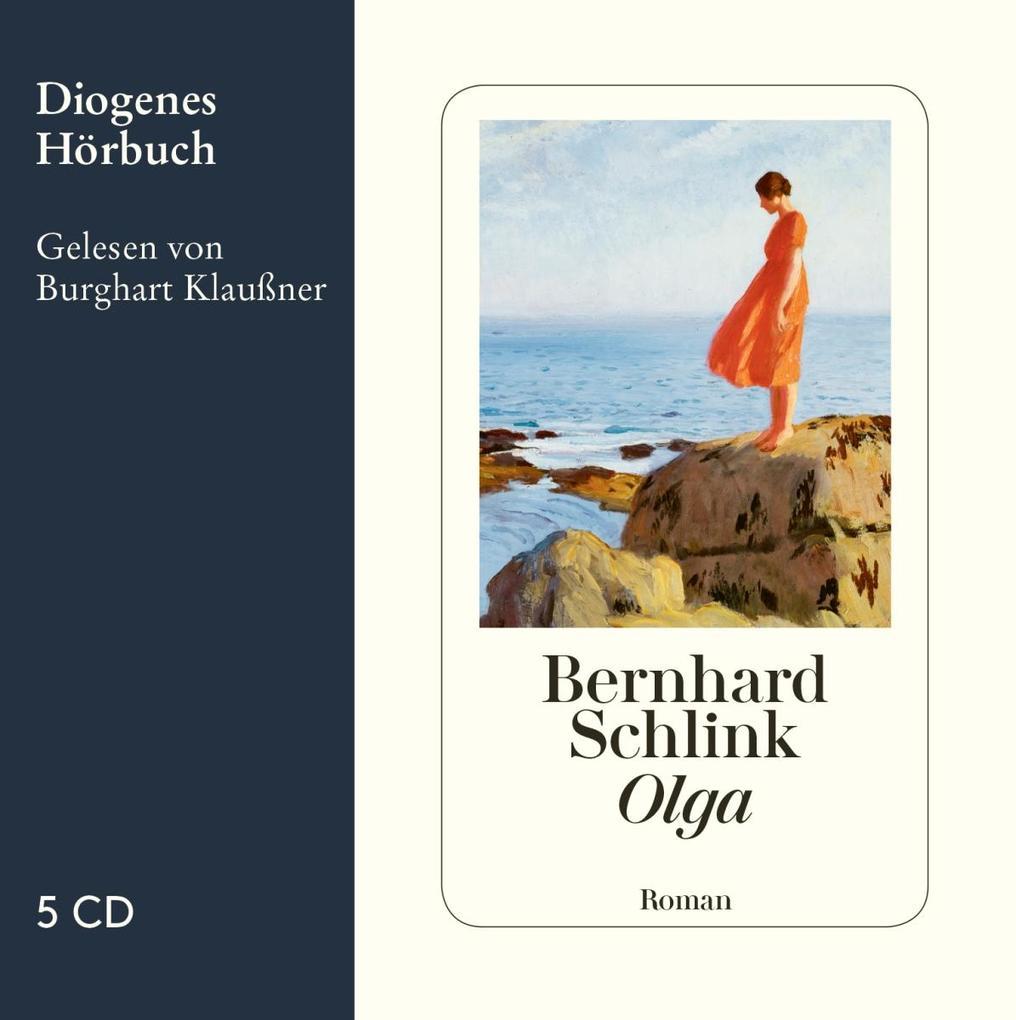 Olga als Hörbuch CD