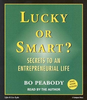 Lucky or Smart? als Hörbuch CD
