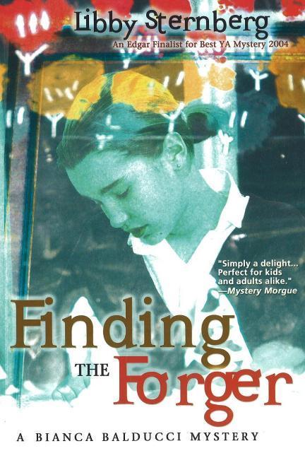 Finding the Forger: A Bianca Balducci Mystery als Buch (gebunden)