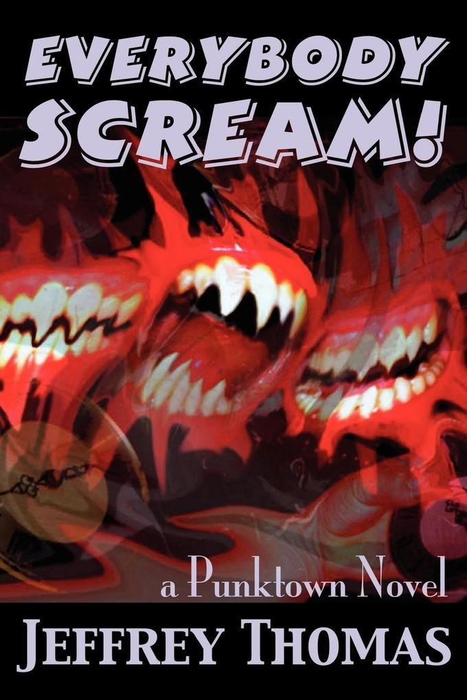 Everybody Scream! als Taschenbuch