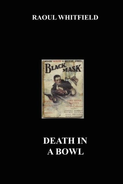 Death in a Bowl als Taschenbuch