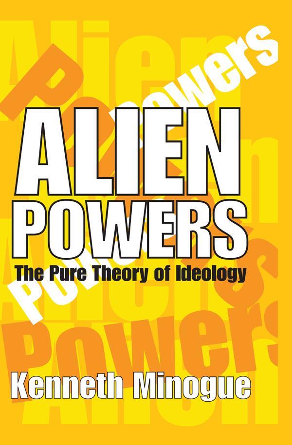 Alien Powers als eBook epub