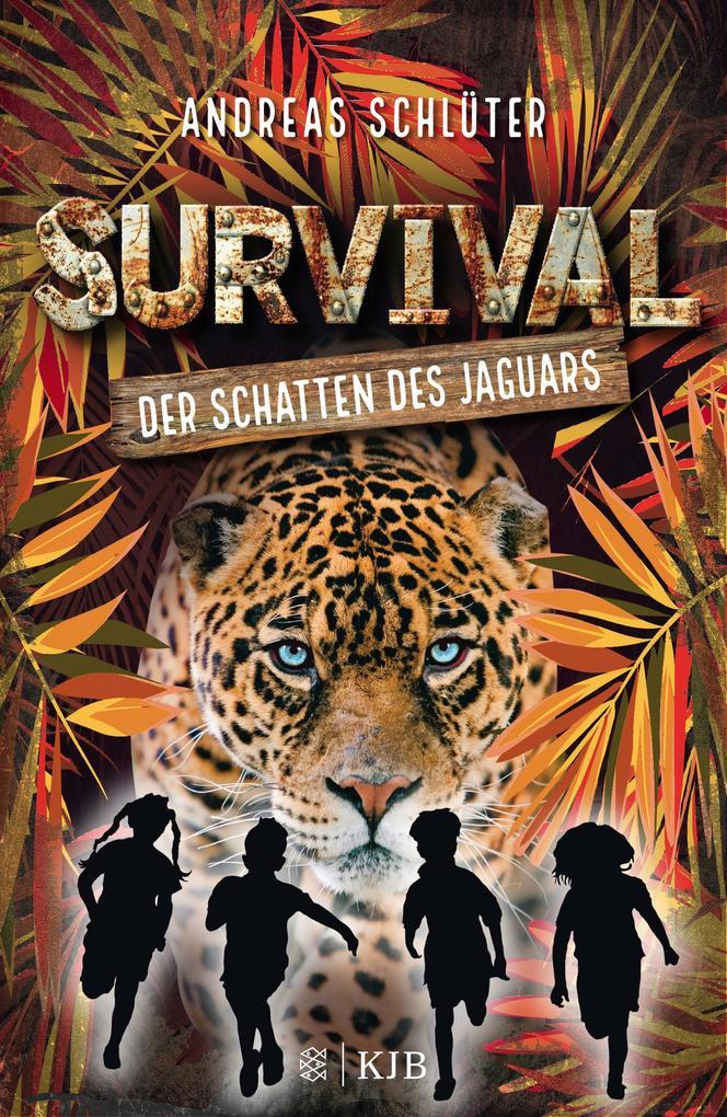 Survival 2 - Der Schatten des Jaguars als Buch (gebunden)