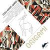 Origami 1920s Avant-Garde