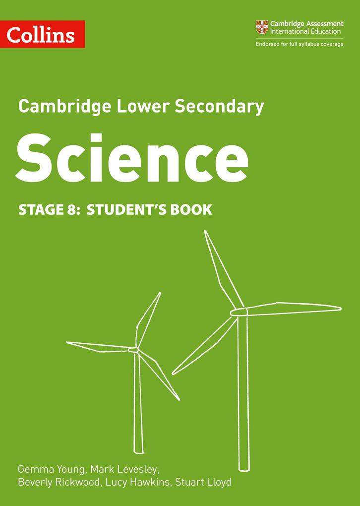 Lower Secondary Science Student's Book: Stage 8 als Taschenbuch