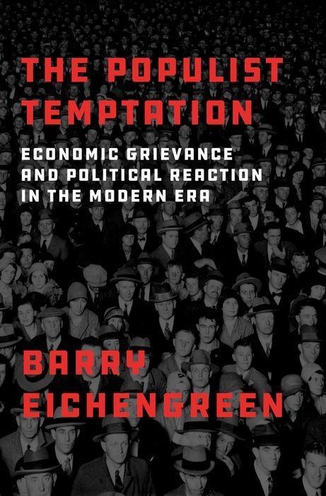 The Populist Temptation als Buch (gebunden)