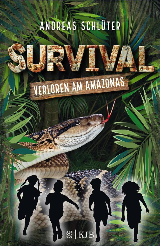Survival - Verloren am Amazonas als eBook epub