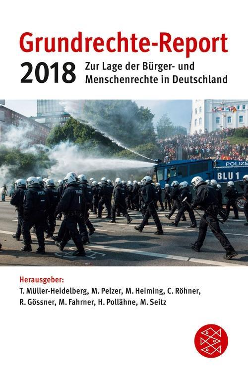 Grundrechte-Report 2018 als eBook epub