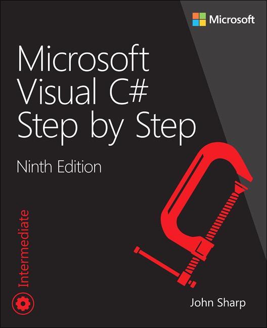 Microsoft Visual C# Step by Step als Buch (kartoniert)
