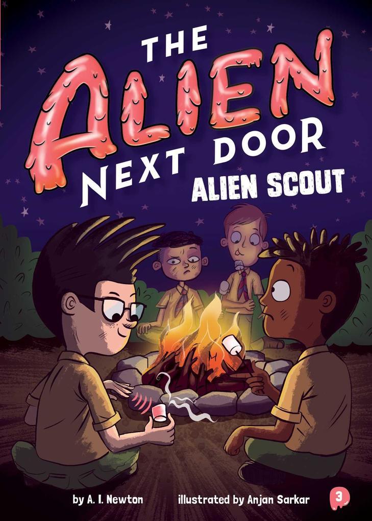 The Alien Next Door: Alien Scout als Taschenbuch