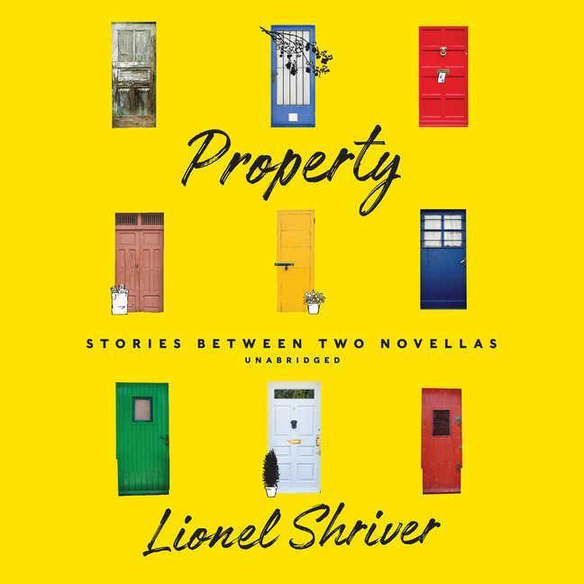 Property: Stories Between Two Novellas als Hörbuch CD