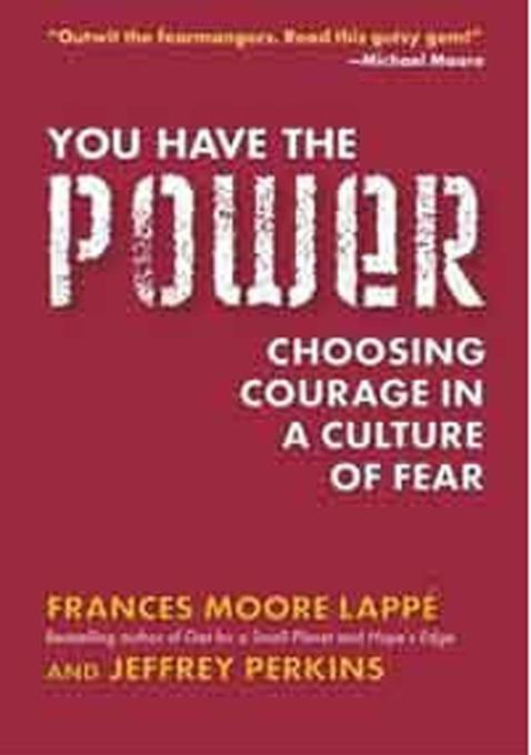 You Have the Power: Choosing Courage in a Culture of Fear als Taschenbuch