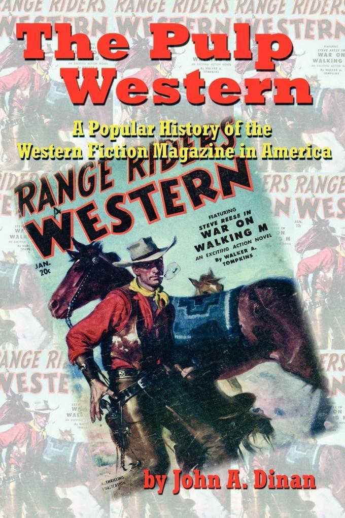 The Pulp Western als Taschenbuch