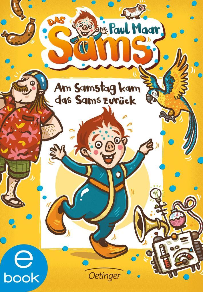 Am Samstag kam das Sams zurück als eBook epub