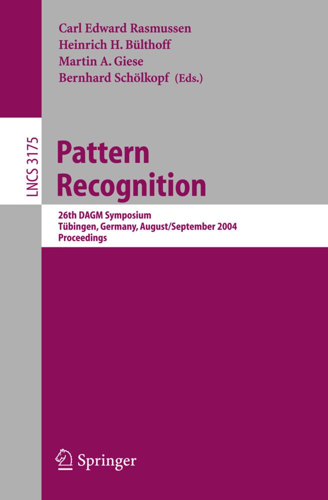 Pattern Recognition als Buch (kartoniert)