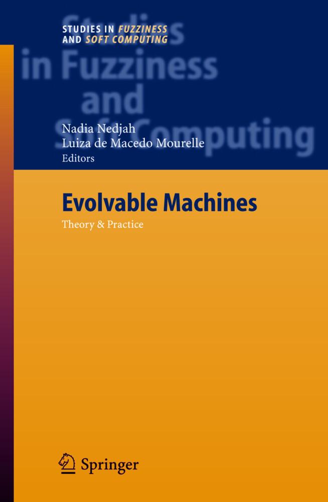 Evolvable Machines als Buch (gebunden)