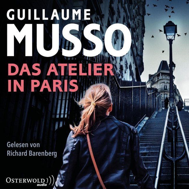 Das Atelier in Paris als Hörbuch CD