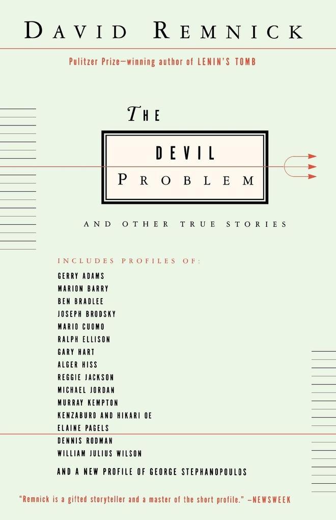 The Devil Problem als Buch (kartoniert)