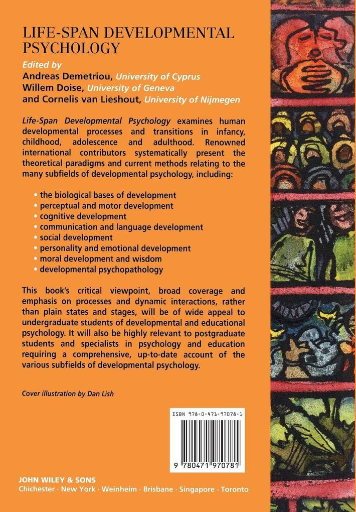 Life-Span Developmental Psychology als Buch (kartoniert)