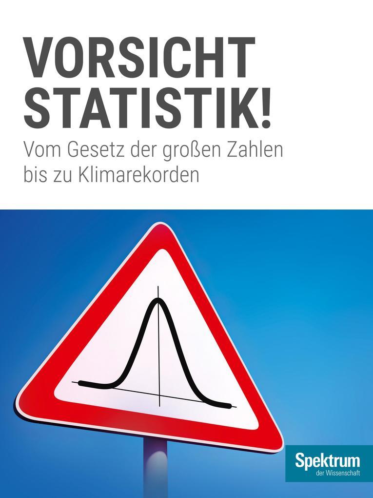 Vorsicht, Statistik! als eBook epub