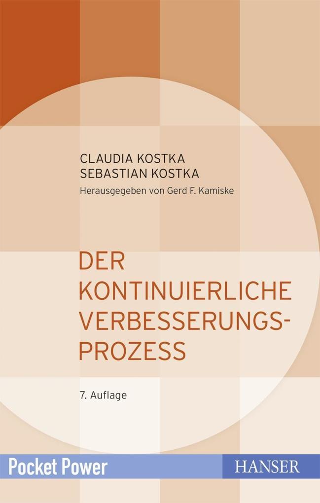 Der Kontinuierliche Verbesserungsprozess als eBook pdf