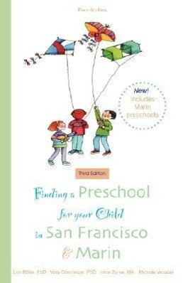 Finding a Preschool for Your Child in San Francisco & Marin als Taschenbuch