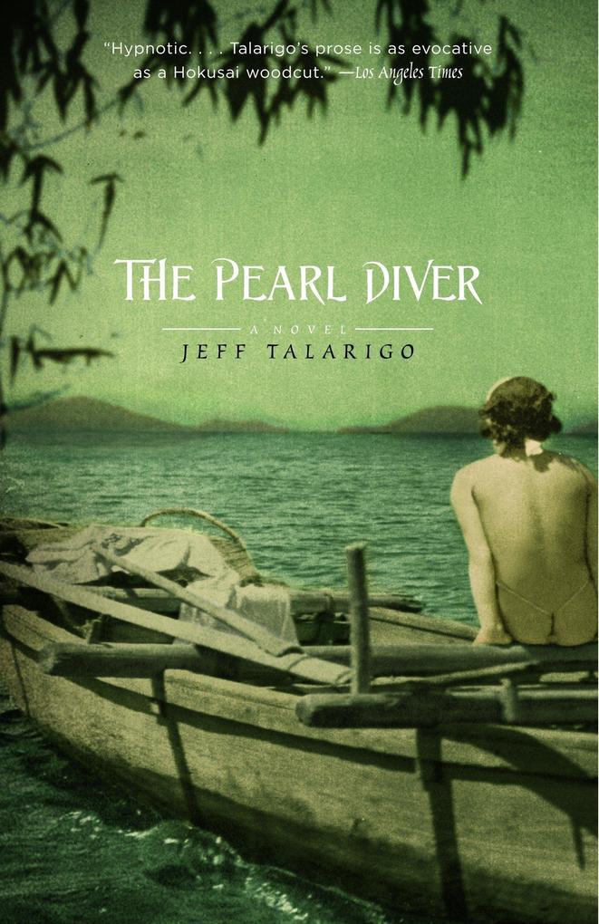 The Pearl Diver als Buch (kartoniert)