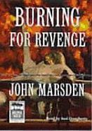 Burning for Revenge als Hörbuch Kassette