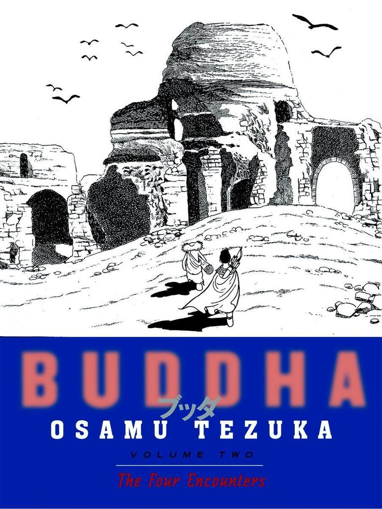 Buddha, Volume 02: The Four Encounters als Taschenbuch