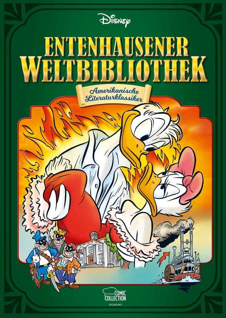 Entenhausener Weltbibliothek 03 als Buch (gebunden)