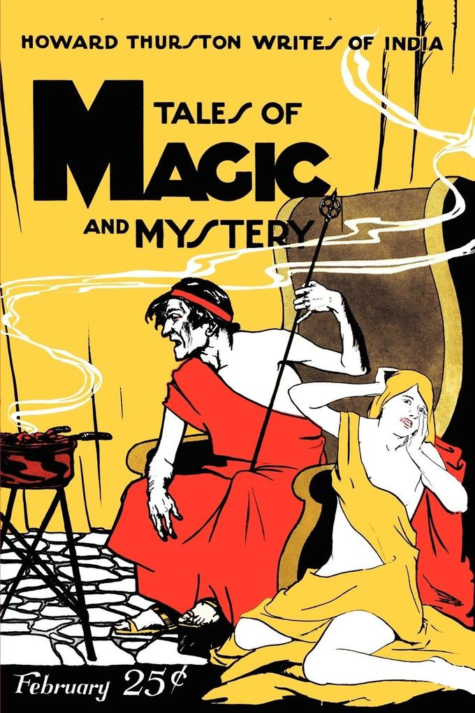 Tales of Magic and Mystery #3 als Taschenbuch