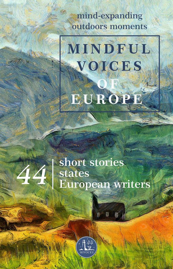 Mindful Voices of Europe als eBook epub