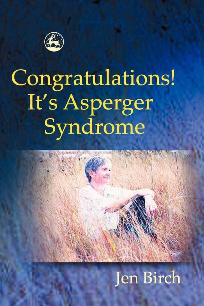 Congratulations! It's Asperger Syndrome als Buch (kartoniert)