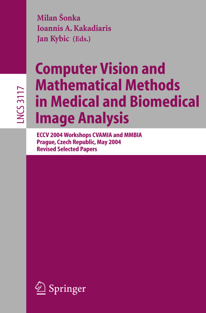 Computer Vision and Mathematical Methods in Medical and Biomedical Image Analysis als Buch (kartoniert)