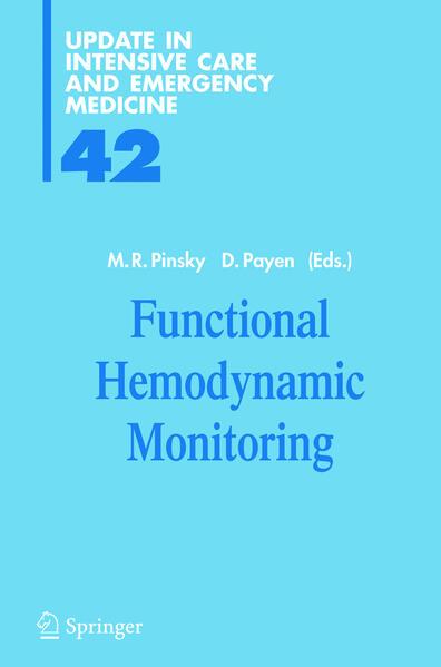 Functional Hemodynamic Monitoring als Buch (gebunden)