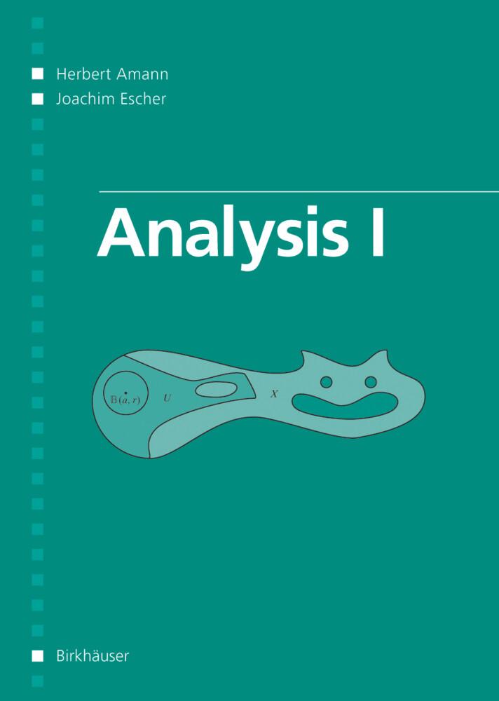 Analysis I als Buch (kartoniert)