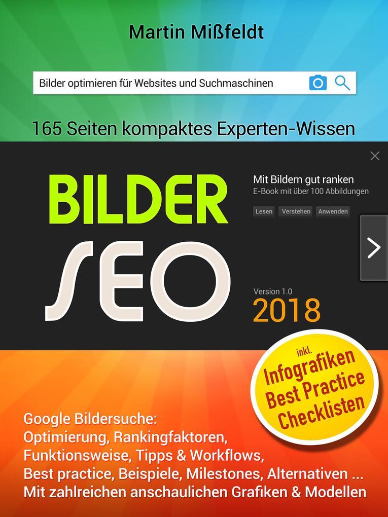 Bilder SEO 2018 - Suchmaschinenoptimierung für Bilder als eBook