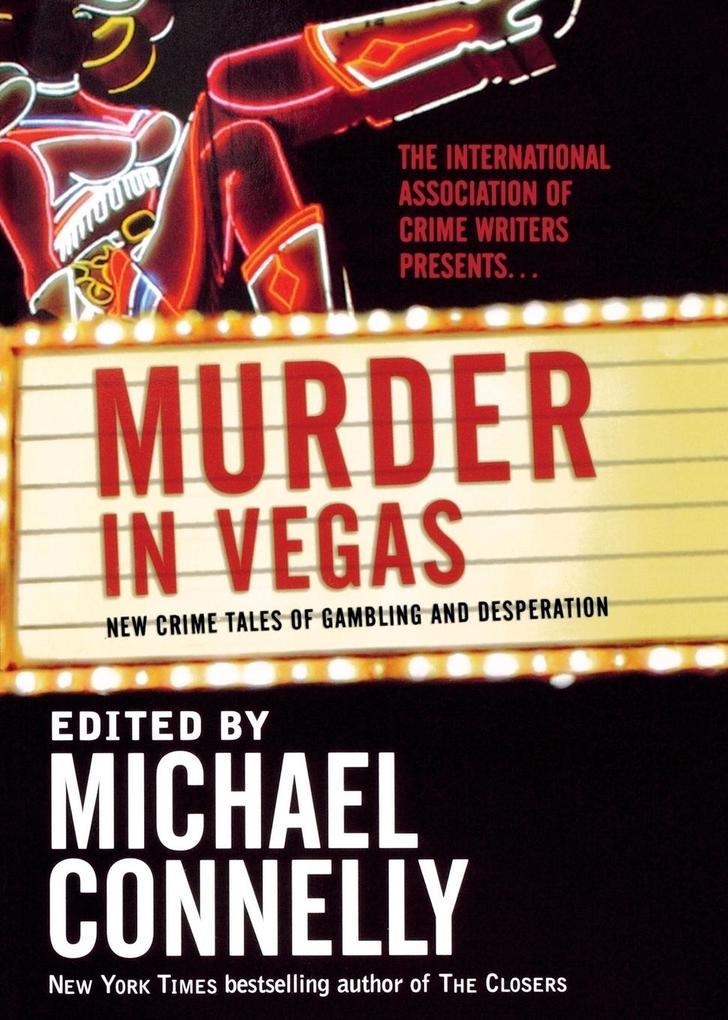Murder in Vegas als Taschenbuch