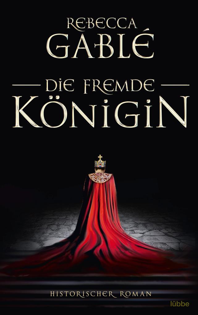 Die fremde Königin als Buch