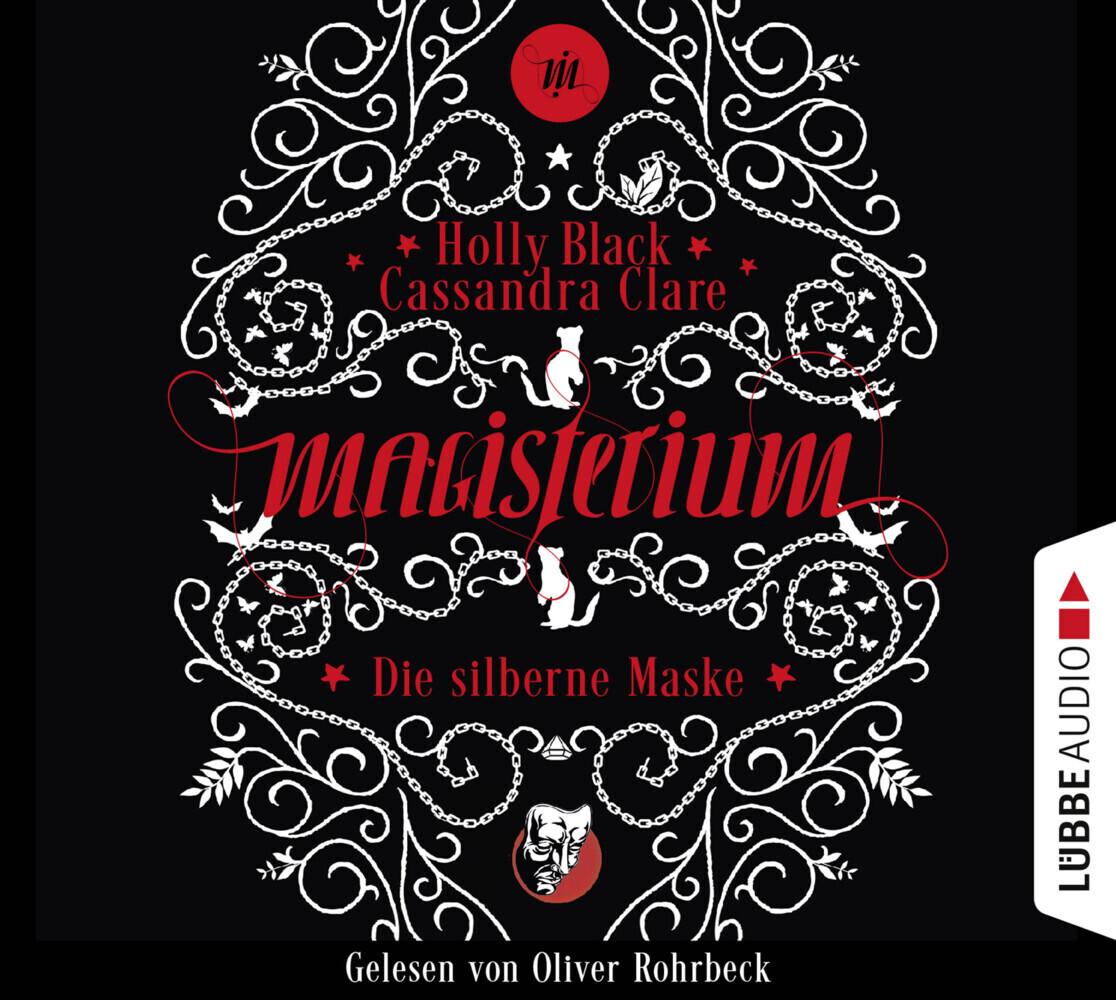 Magisterium 04 - Die silberne Maske als Hörbuch CD
