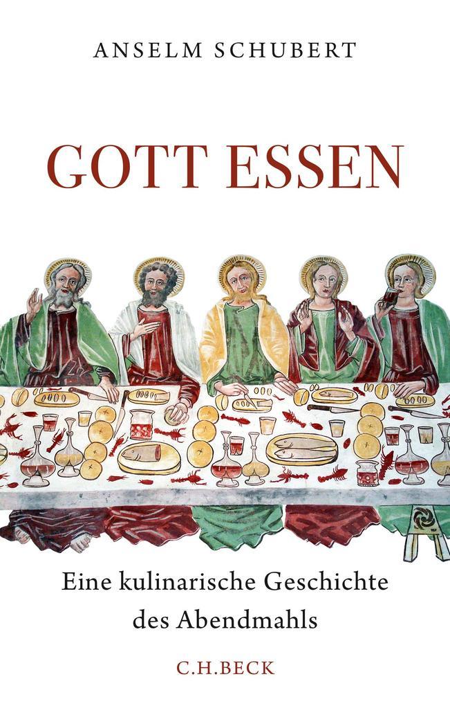 Gott essen als Buch