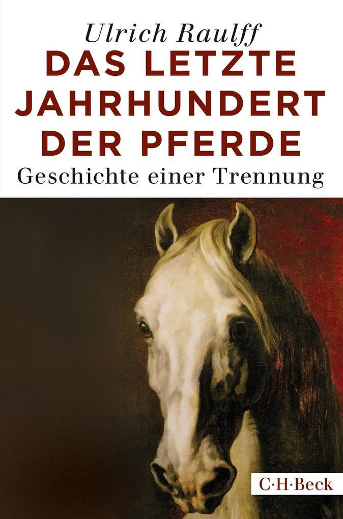 Das letzte Jahrhundert der Pferde als Buch (kartoniert)