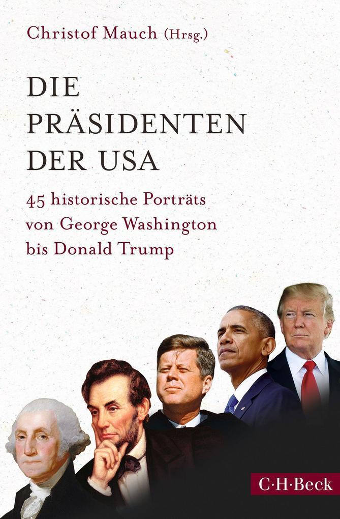 Die Präsidenten der USA als Buch (kartoniert)