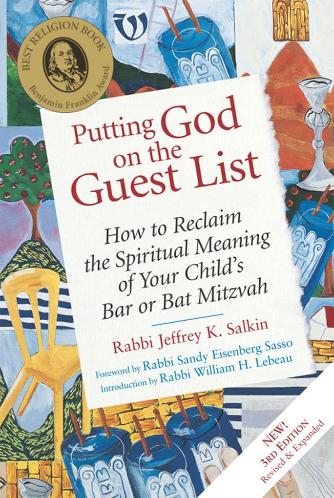 Putting God on the Guest List, Third Edition: How to Reclaim the Spiritual Meaning of Your Child's Bar or Bat Mitzvah als Buch (gebunden)