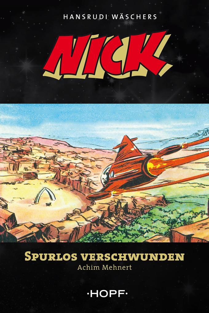 Nick 8: Spurlos verschwunden als eBook epub