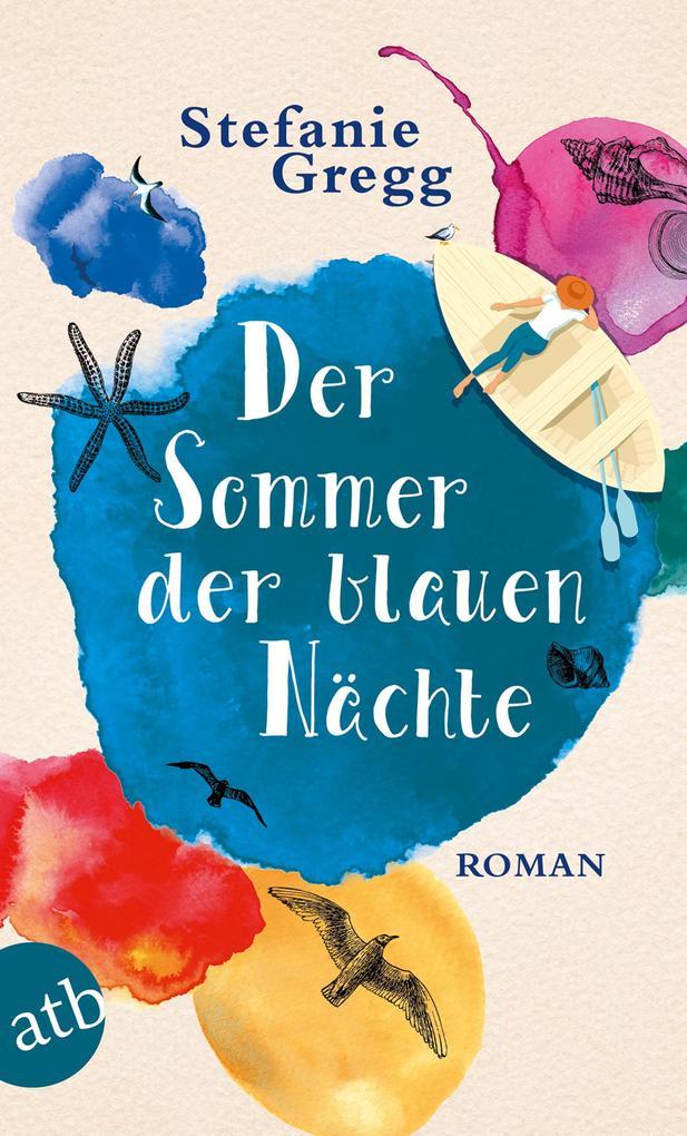 Der Sommer der blauen Nächte als Taschenbuch