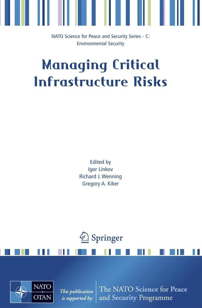 Managing Critical Infrastructure Risks: Decision Tools and Applications for Port Security als Buch (kartoniert)