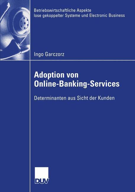 Adoption von Online-Banking-Services als Buch (kartoniert)